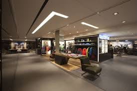 interior design shopping shop strolz lech am arlberg austria prolicht project