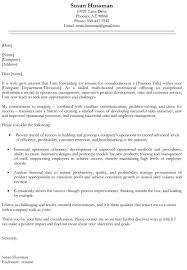 Examples Of Cover Letters For Resume by Association Executive Cover Letter