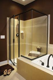 robb u0027s glass inc custom shower doors