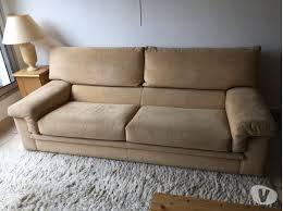 canapé alcantara 57 images salon 1 canapé 3 places 2 fauteuil