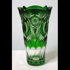 Colored Crystal Vases Large Colored Crystal Vases Google Search The Love For