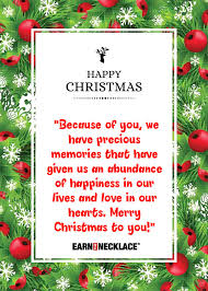 beautiful merry wishes earn the necklace