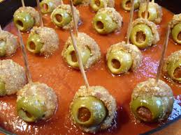 appetizer halloween halloween recipe skewered bloody eyeballs kristinpotpie