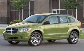 2007 dodge caliber information and photos zombiedrive