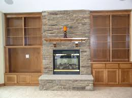 brick fireplace hearth designs mantle built ins contemporary wood