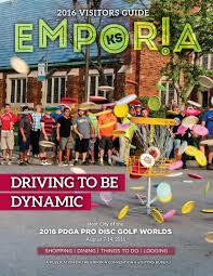 2016 emporia visitors guide visit emporia by emporia cvb issuu