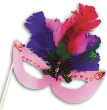 make your own mardi gras mask mardi gras mask kit s discovery