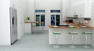 cuisine en l avec bar bar de cuisine deco de porte interieur 16 cuisine avec bar en
