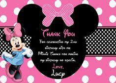 minnie mouse thank you cards minnie mouse thank you tags minnie mouse gift tags instant