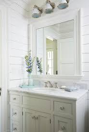 coastal bathroom designs white coastal bathroom with shiplap walls palumbo