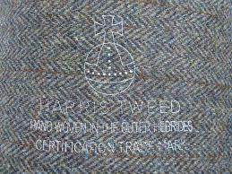 Curtain Upholstery Fabrics Harris Tweed Fabric Harris Tweed 100 Wool Fabric C001ym