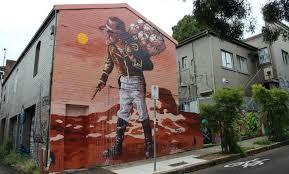 a mega list of fintan magee murals in sydney fintan magee mural spirit of australian settlement sydney
