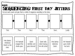story sequencing worksheets for 2nd grade worksheets
