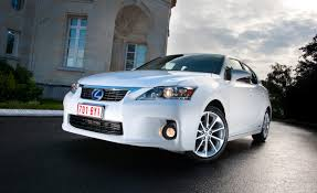 2011 lexus hs 250h gas mileage 2011 lexus ct200h hybrid first drive u2013 review u2013 car and driver