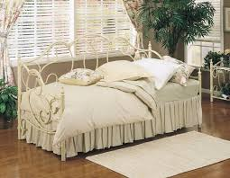 White Metal Daybed Bedroom Beautiful 4