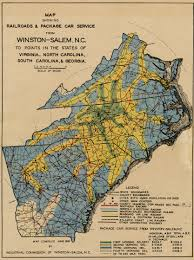 County Map Of Nc New Old Maps U2026 North Carolina Room Forsyth County Public Library