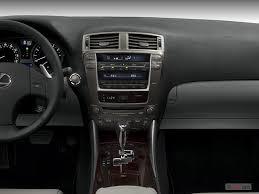 lexus is 250 rwd image 2007 lexus is 250 4 door sport sedan auto rwd instrument