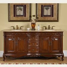 silkroad exclusive hyp 8034 72 t antique double sink bathroom vanity