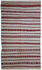 Kilim Rug Vintage Handmade Moroccan Kilim Rug 1950s For Sale At Pamono