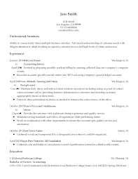 Salon Receptionist Job Description For Resume by Salon Receptionist Duties On Resume Resume Maid Service