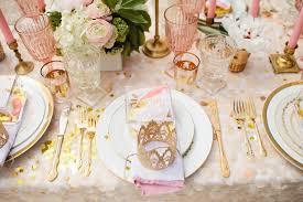 Beautiful Place Settings Sweet Little Princess Party U2022