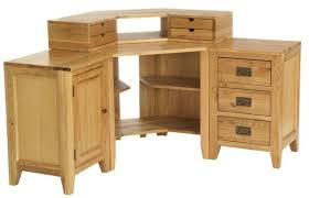 Corner Oak Desk Desk Design Ideas Vancouver Oak Desk Corner Brown