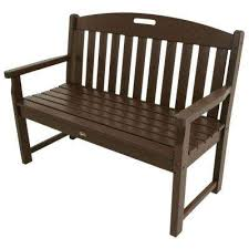 Antique Wood Benches Sale by Outdoor Benches Patio Chairs The Home Depot
