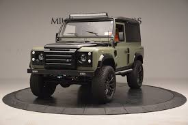 land rover defender 2016 khan 1997 land rover defender 90 stock 6967c for sale near greenwich