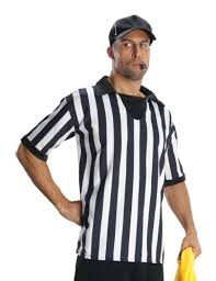 Referee Halloween Costumes Women Amazon Rubie U0027s Costume Heroes Hombres Referee Shirt
