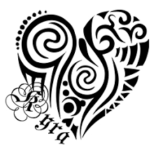 explore the idea of heart tattoos with names to convey your love