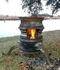 Old Fire Pit - fire pit wheels u2013 jackiewalker me