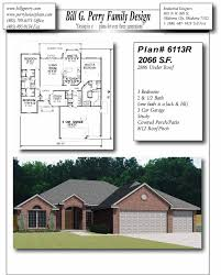 E Plans by Perry House Plans Sales Book 28