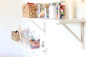 Kids Art Desk With Storage by Brillante Design Creative Kids Art Storage 7 Ways
