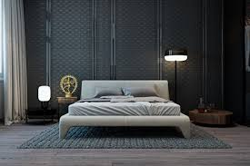 Modern Bed Designs 2016 Gorgeous Dark Bedroom Designs With Minimalist And Playful Approach