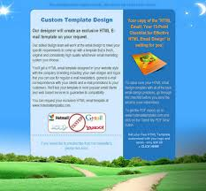 free html newsletter templates 53 images visual photograpy
