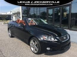 convertible lexus for sale used 2012 lexus is 250c for sale jacksonville fl