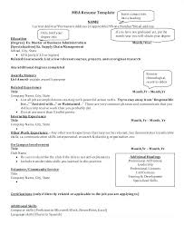 resume title exle business administration resume company resume form professional