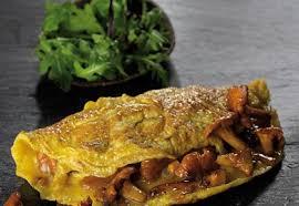 cuisiner des girolles fraiches omelette aux girolles les fruits et légumes frais