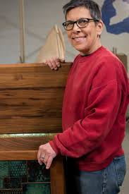 Woodworking Shows On Tv by Meet Handcrafted America U0027s Artisan Jamie Yocono Wood U0026 Tile