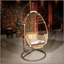 Swing Chair With Stand Outdoor Swing Chair With Stand Chairs Best Home Design Ideas