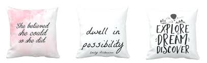 pillows with quotes throw pillows with quote club bed funny pillow quotes on them