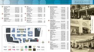 Mall Of America Map Pdf by Directory Palladio At Broadstone Folsom Ca