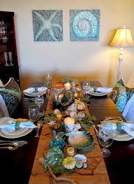 beach thanksgiving everything coastal caron u0027s fall thanksgiving dining room