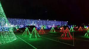 christmas light show 2016 hank aaron stadium christmas lights show 2016 youtube