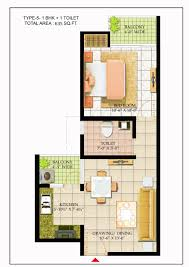 1 bhk floor plan floor plans of bharat city indraprastha yojana 9015523000