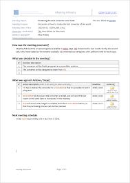 bureau en gros agenda templates