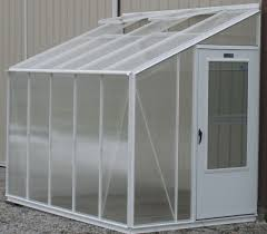 Palram Lean To Greenhouse A Greenhouse That U0027s Pretty And Functional Spanning The Whole
