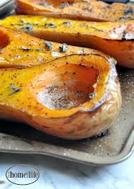 maple bacon butternut squash home