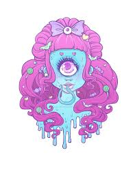 melty monster cyclops by raevynewings on deviantart