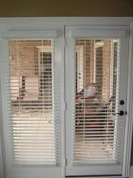 Horizontal Blinds Patio Doors Blinds For Doors A Way To Secure And Beautify Your Home